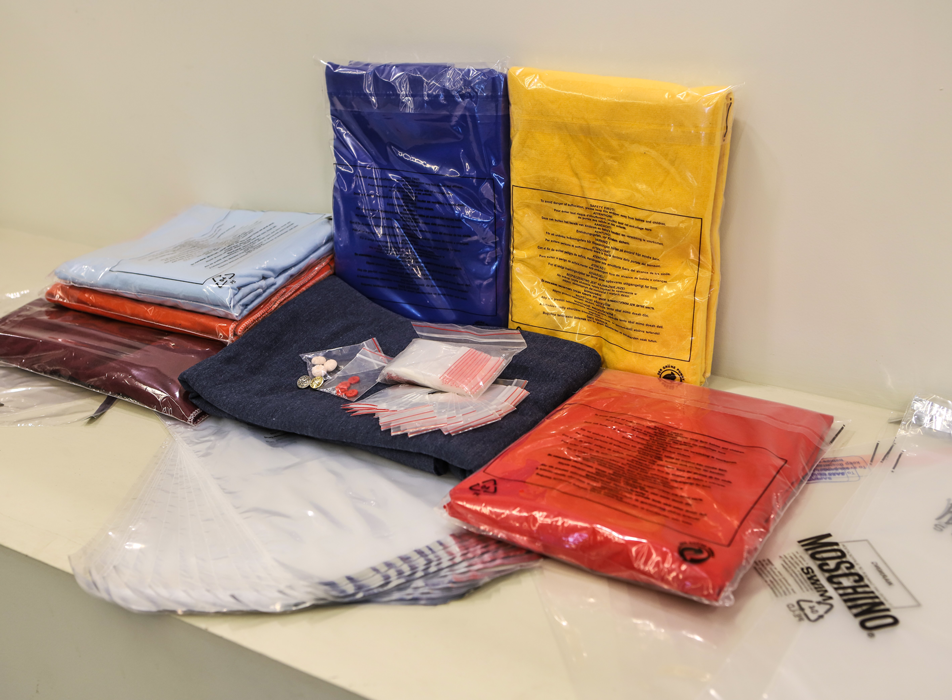 Textile and Clothing Packages